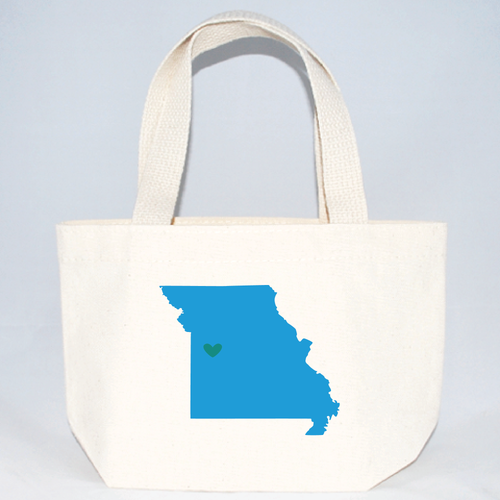 xs missouri tote bags for wedding welcome gifts
