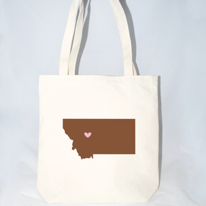 montana totes large for bridesmaid gift bags