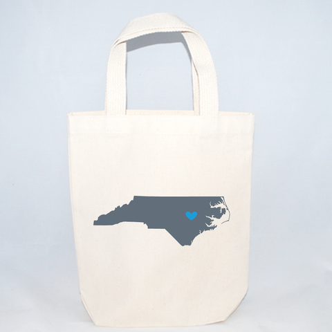 state inspired market totes