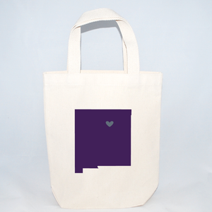 New Mexico tote bags for wedding guests.