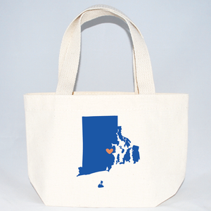rhode island extra small totes for weddings and events