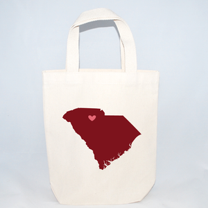 South Carolina Tote Bags - Small