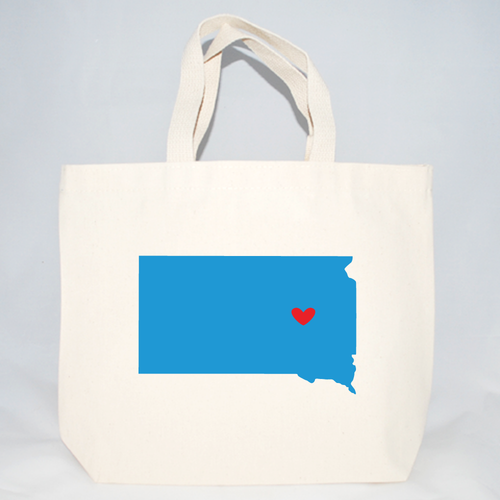 south dakota custom totes for weddings and events