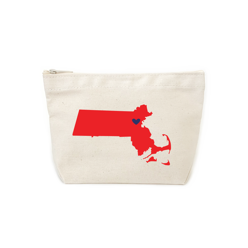 state country zip pouches