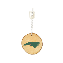 Load image into Gallery viewer, bulk wood state ornaments for weddings and events