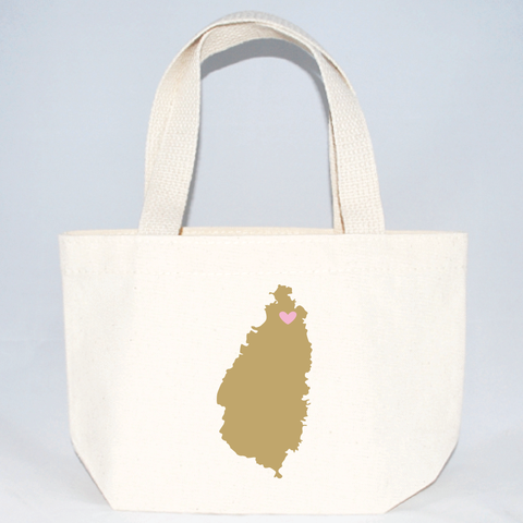 xs st lucia totes