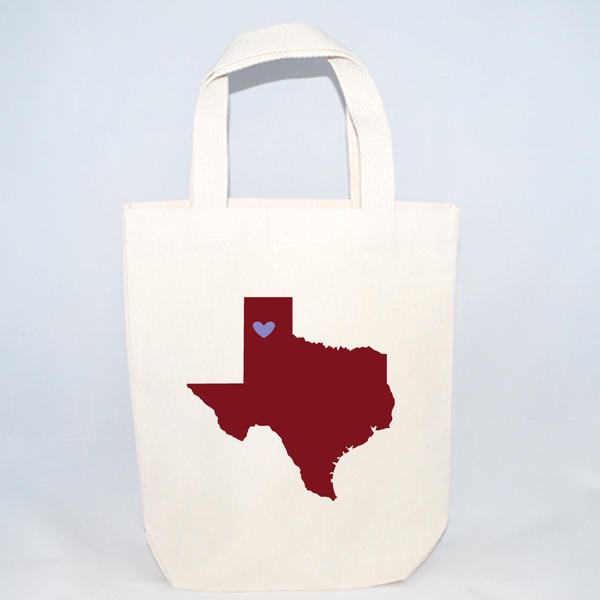 Texas Wedding Welcome Bags - Small