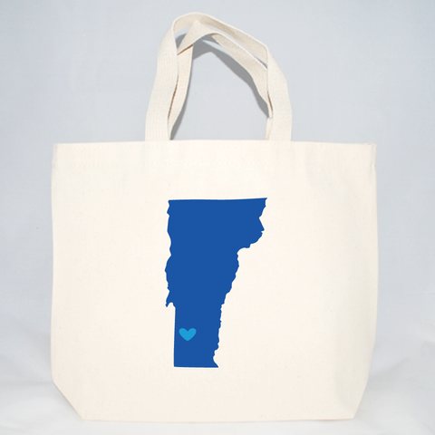 Vermont Wedding Totes - Medium