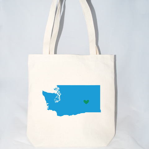 Washington Wedding Gift Bags - Large