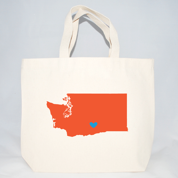 Medium Washington Wedding Gift Bags