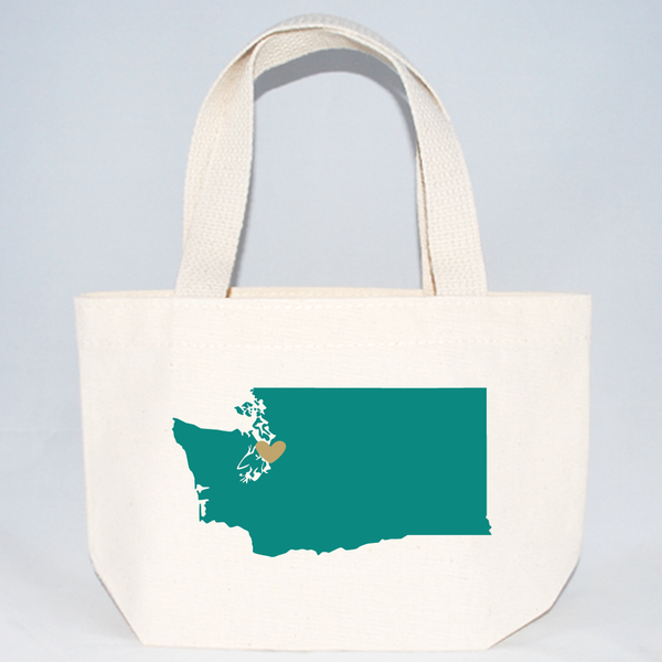 Washington Wedding Gift Bags - XSmall