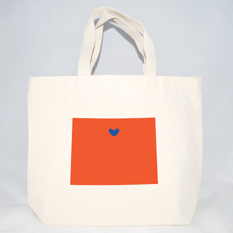 wyoming medium tote bags for wedding guests