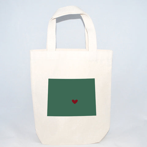 wyoming small tote bags for weddings and events