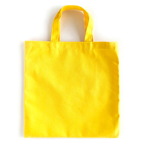 yellow totes for diy welcome gifts