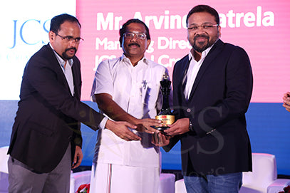 The Times of India Award - 2018