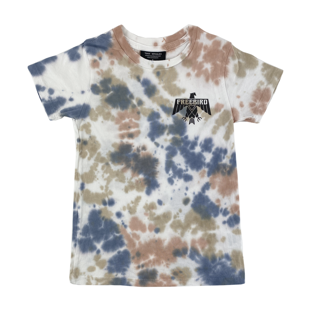 The Freebirds Tie-Dye T-Shirt - KIDS