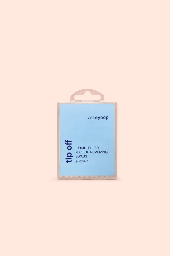 The Tip Off Liquid-filled Makeup Remover Swab