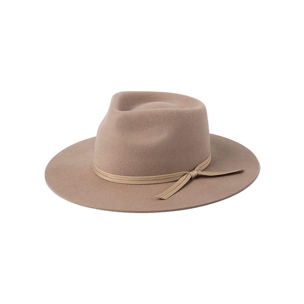 The Zulu Fedora - Sand