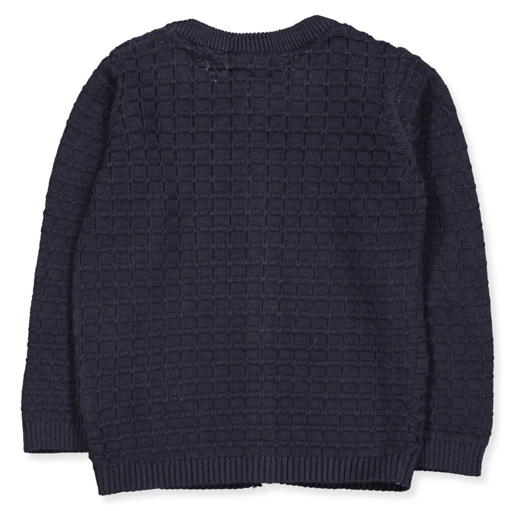 The Finley Cardigan - Navy