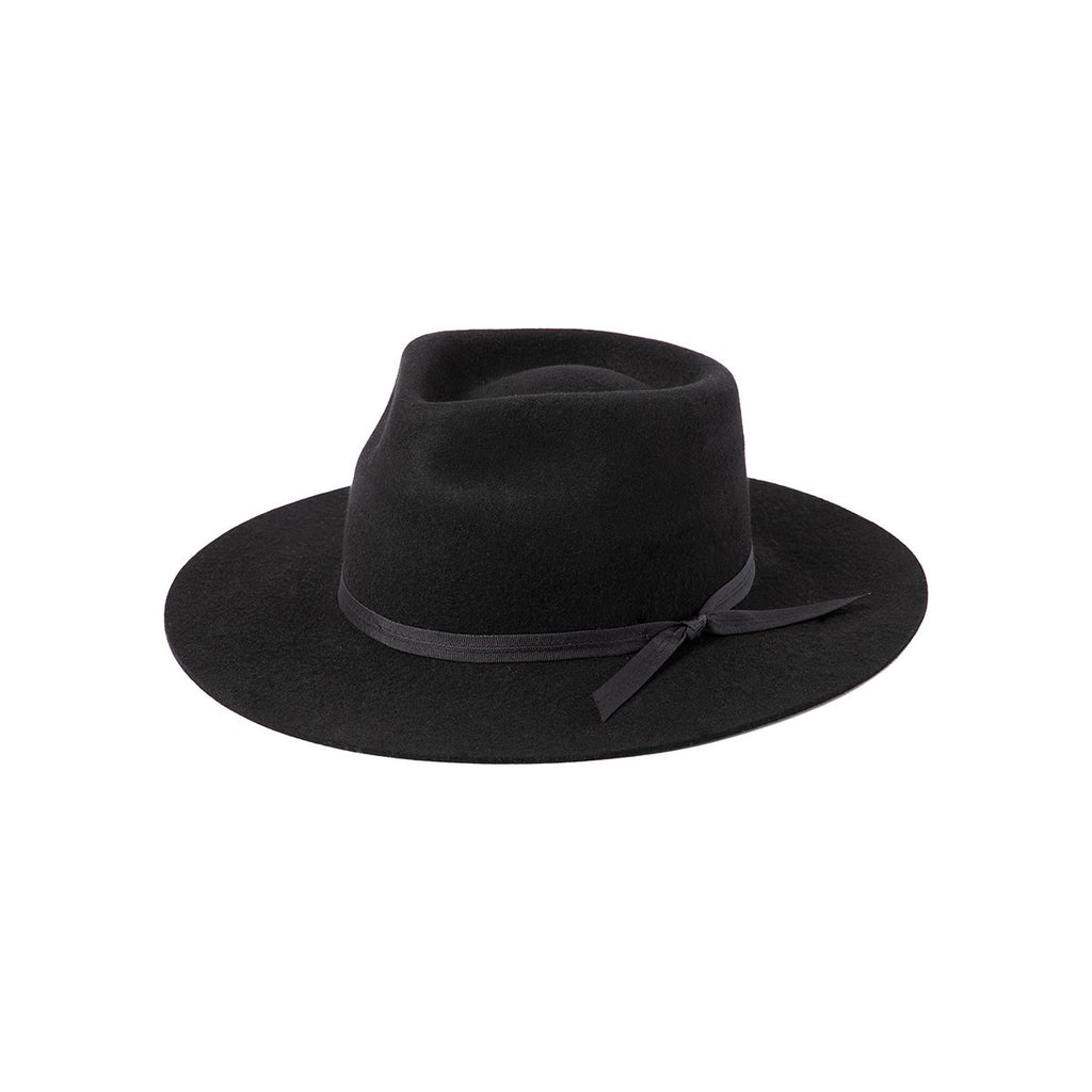 The Jethro Fedora - Black