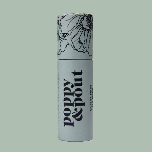 The Poppy & Pout Lip Balm - Various Scents