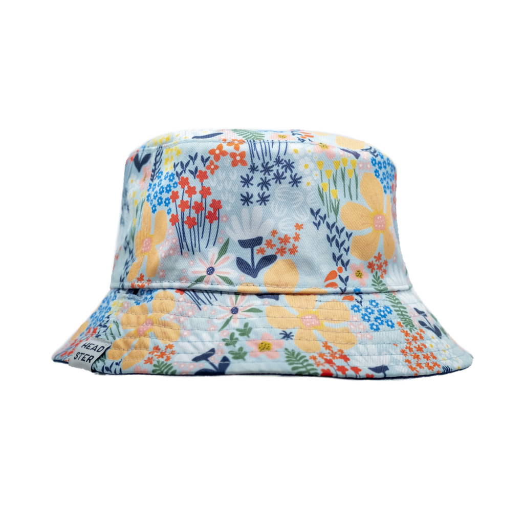 The Fresh Bloom Bucket Hat - Baby
