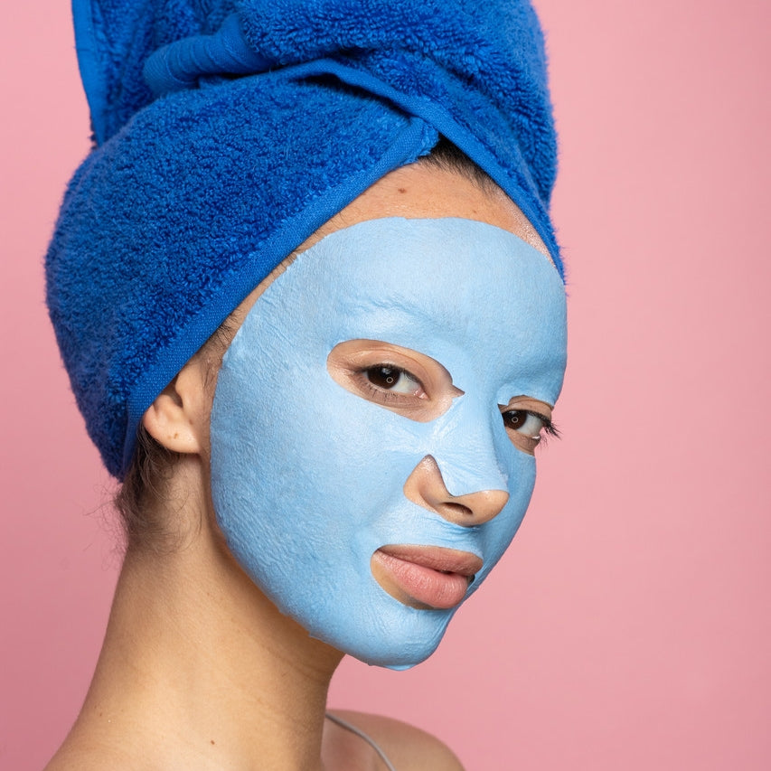 The Sapphire Face Mask