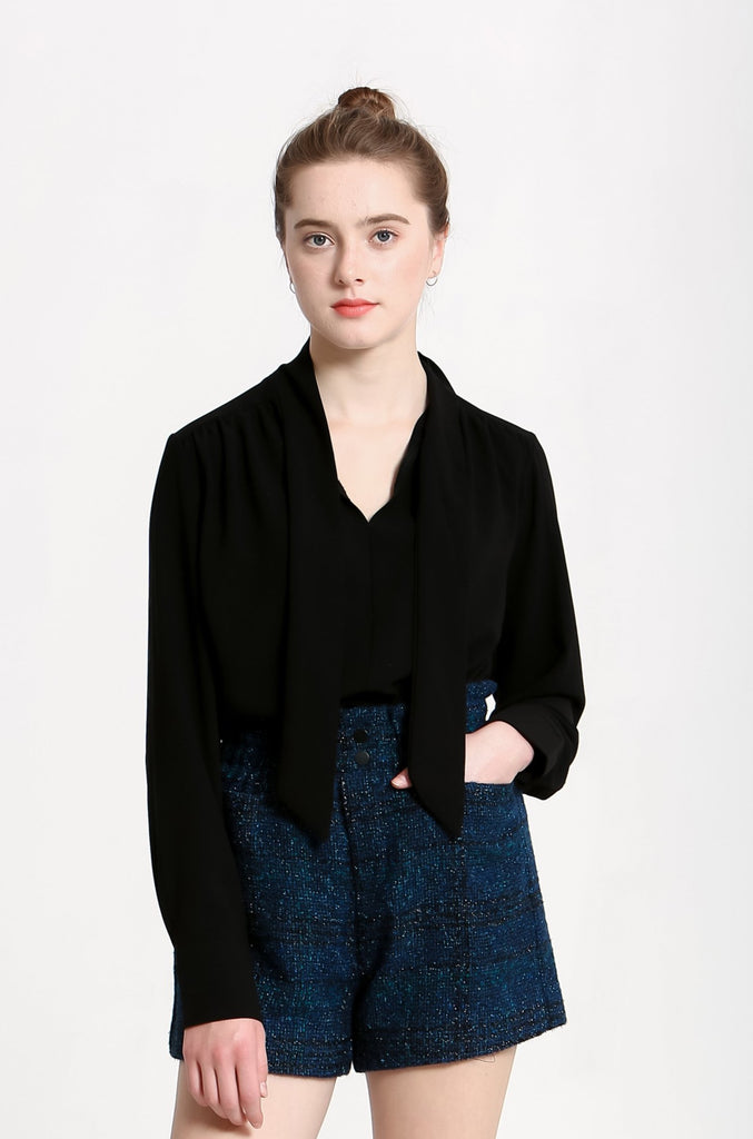 The Ivana Blouse - PLUS