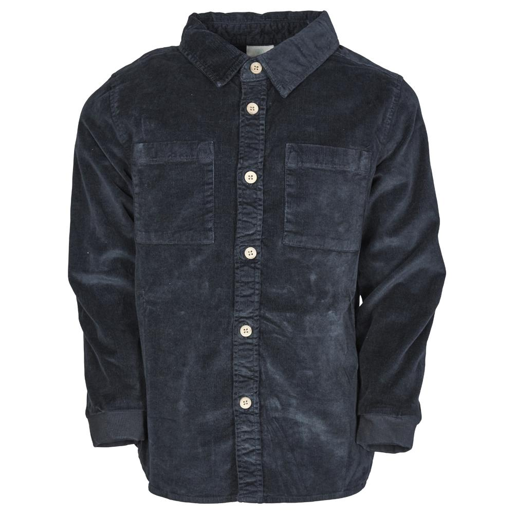 The Benjamin Shirt - KIDS - Navy