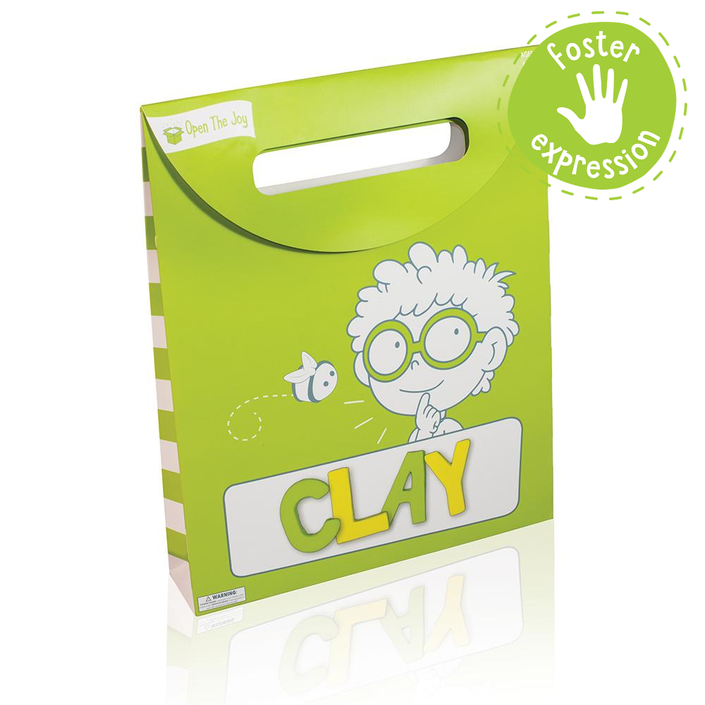 The Independence Air Clay Activity Bag