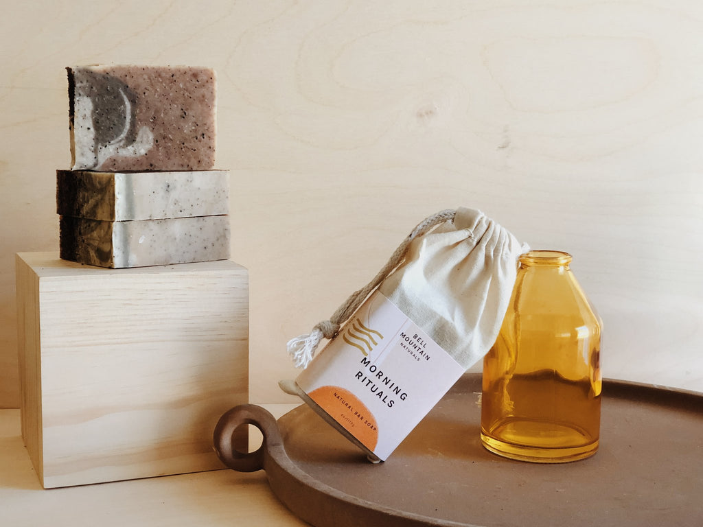 The Morning Rituals Bar Soap