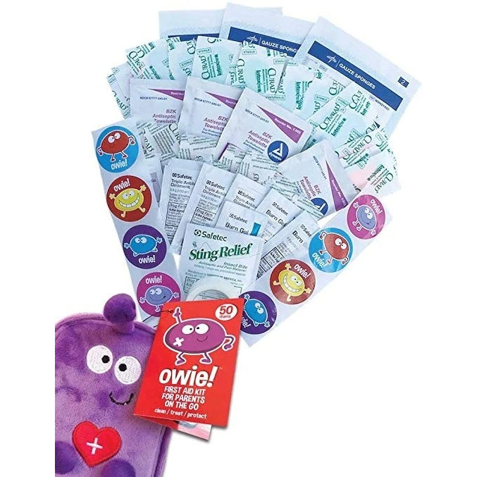 The Owie Boo Boo First Aid Kit