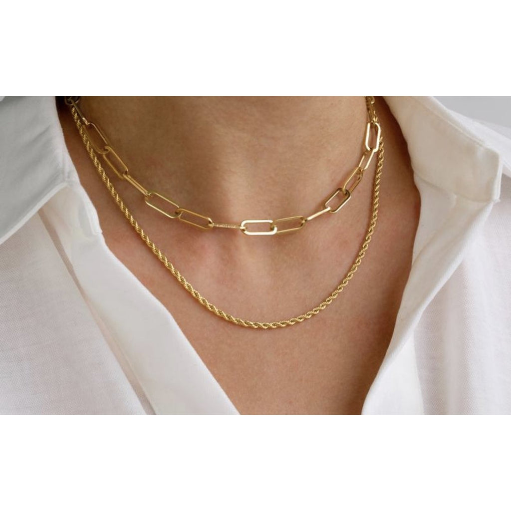 The Rope Chain Necklace