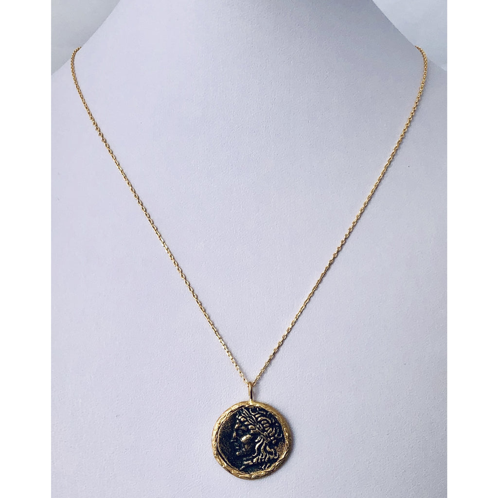 The Antique Coin Necklace