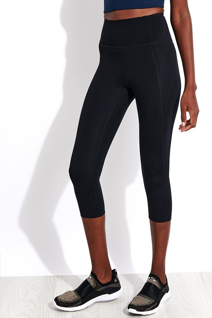 The Capri Legging by Girlfriend Collective - Black