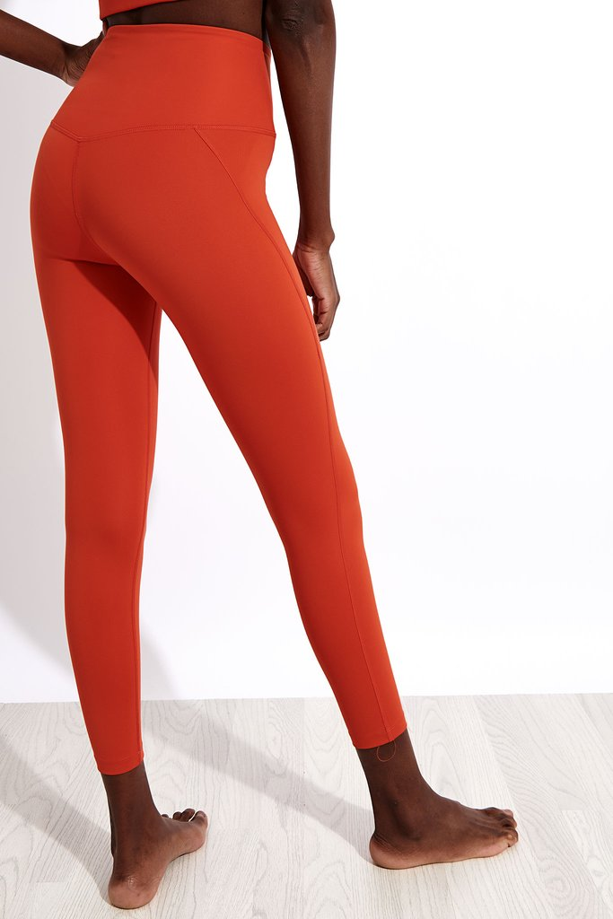 The Compressive High Rise Legging - Tart - PLUS