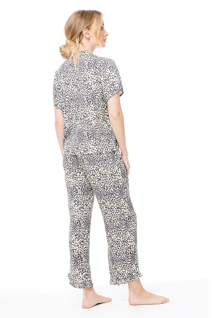 The Pajama Set by Saltwater Luxe - Animal