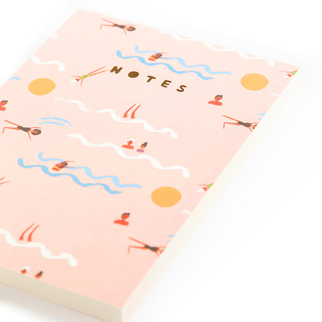 The Carolyn Suzuki Large Notebook - Various Styles