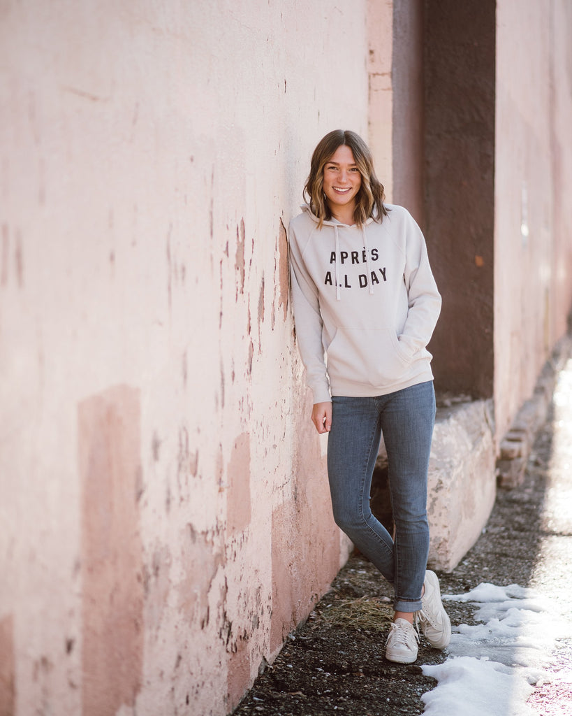 The Après All Day Hoodie