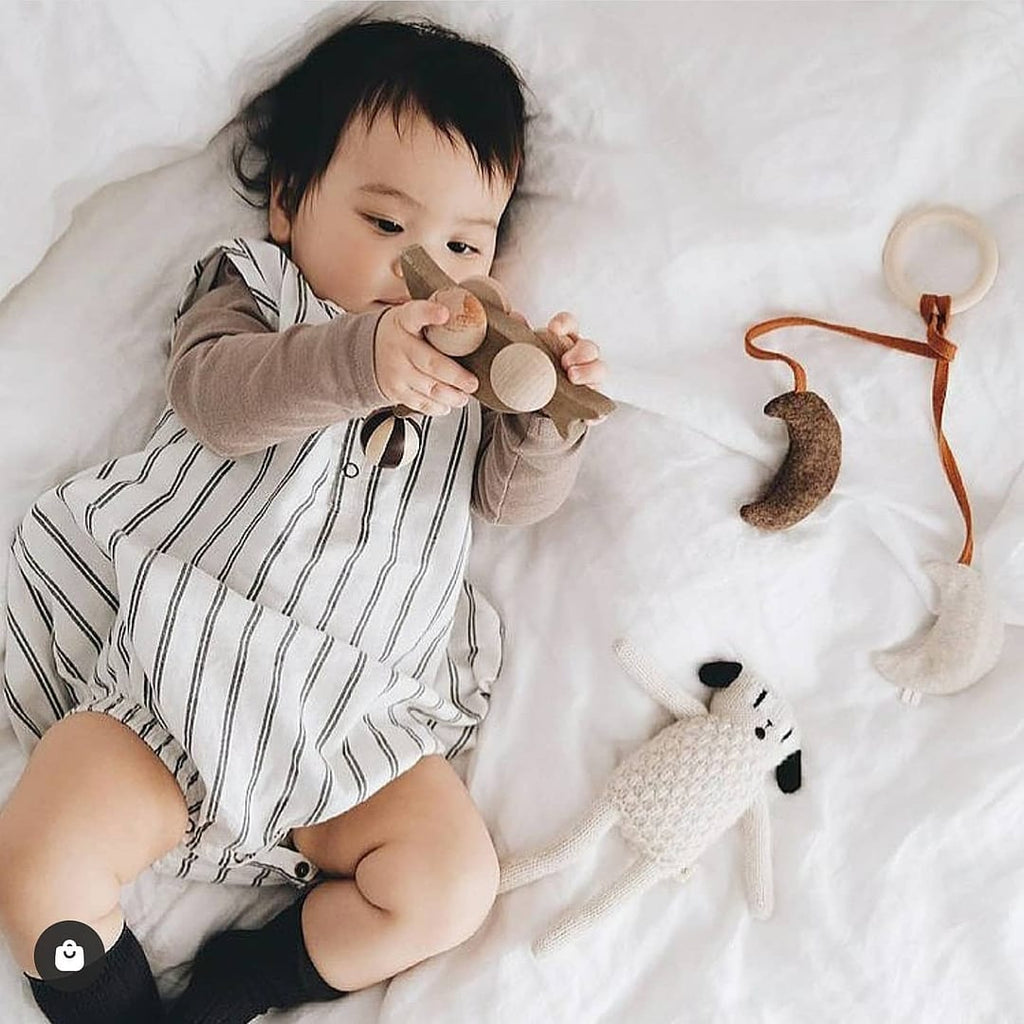 The Ollie Bubble Romper - BABY