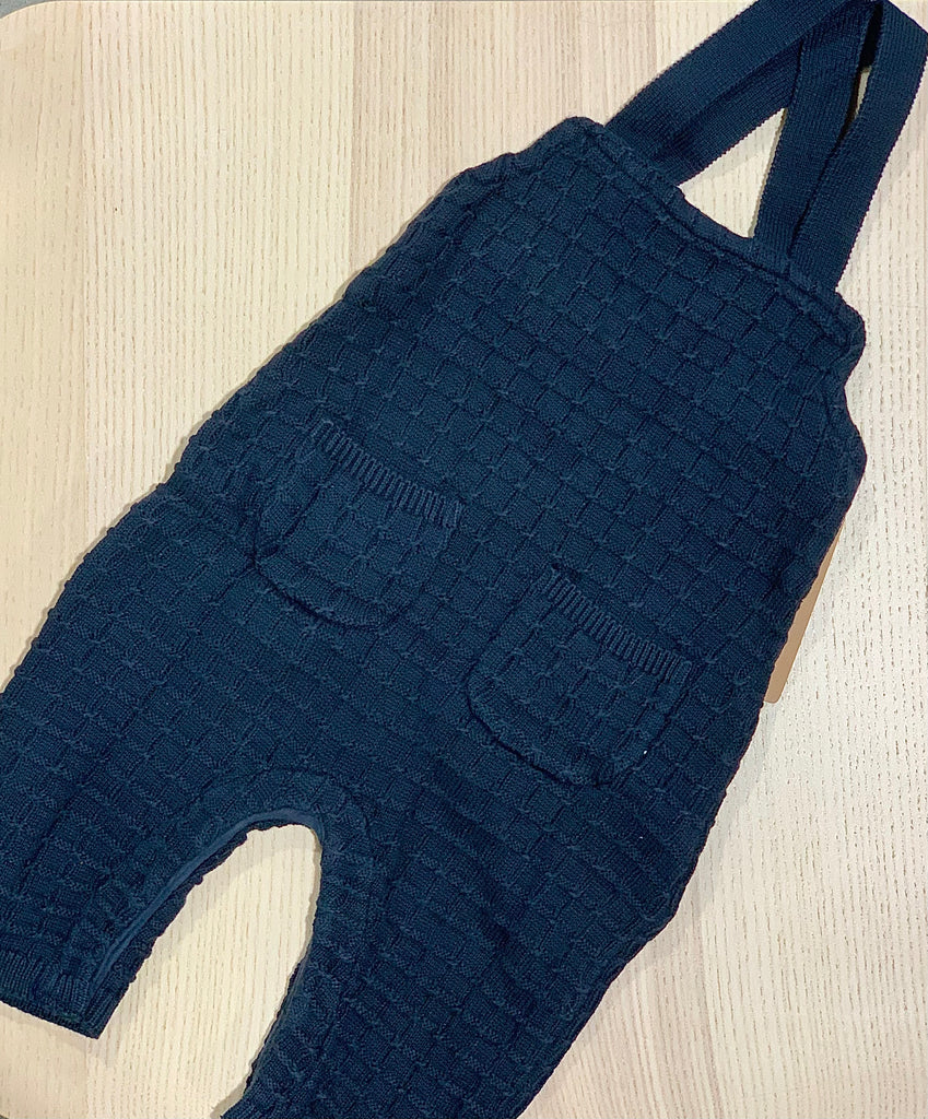 The Blake Overalls - Navy