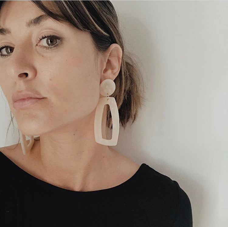 The Lola Earrings - Multiple Colours