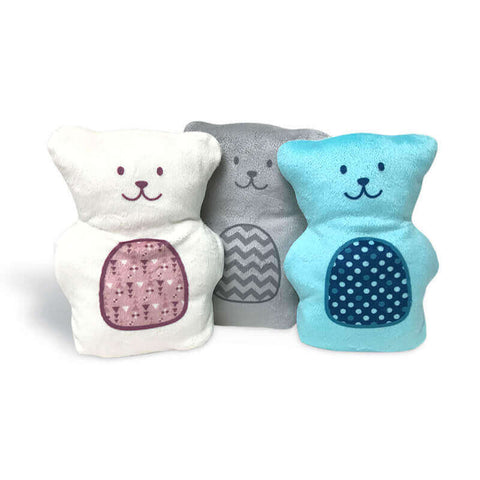The Kissy-Booboo Therapeutic Bear - Various Colours