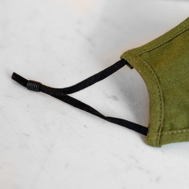 The Linen Non-Medical Face Mask - UNISEX