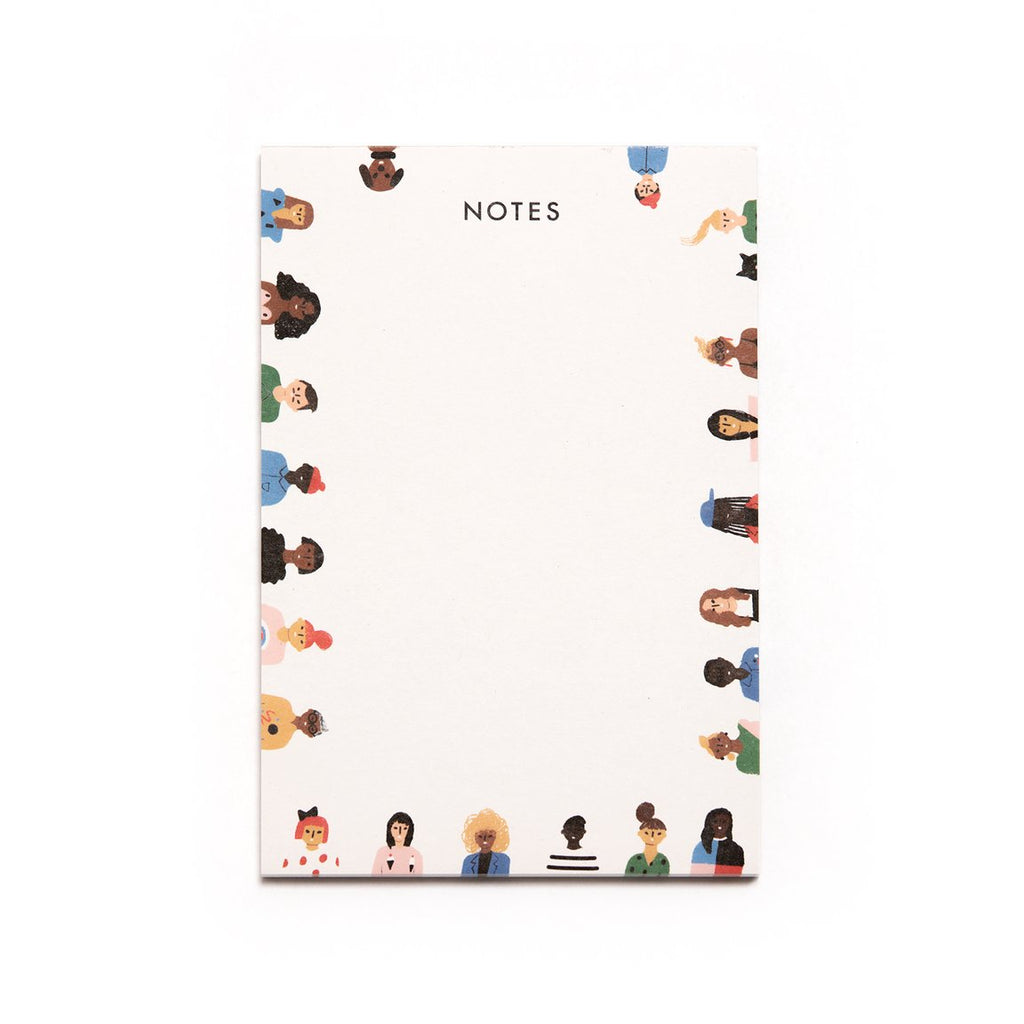 The Carolyn Suzuki Notepad - Various Styles