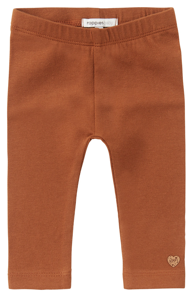 The Pinetown Leggings - Rust