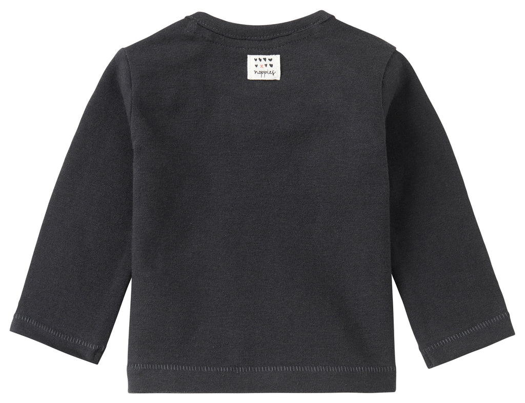 The Roedtan Long Sleeve - Black