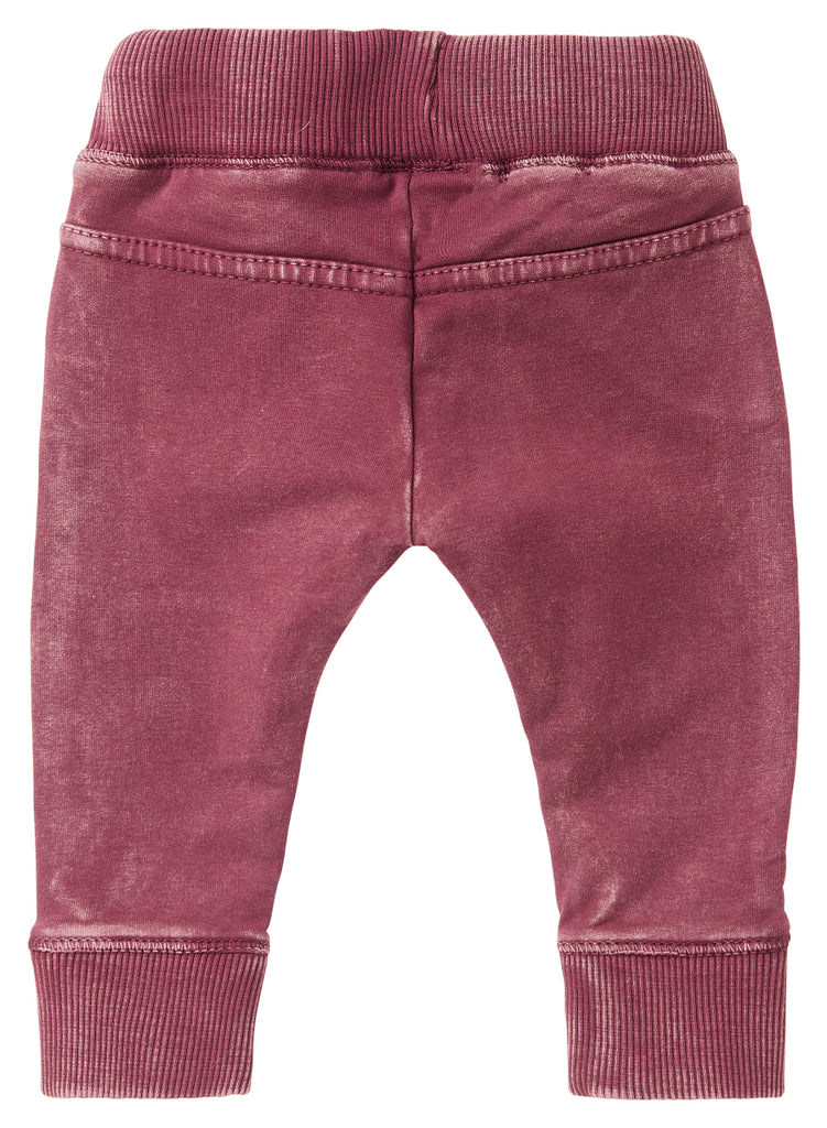 The Vredenburg Joggers - Dusty Red