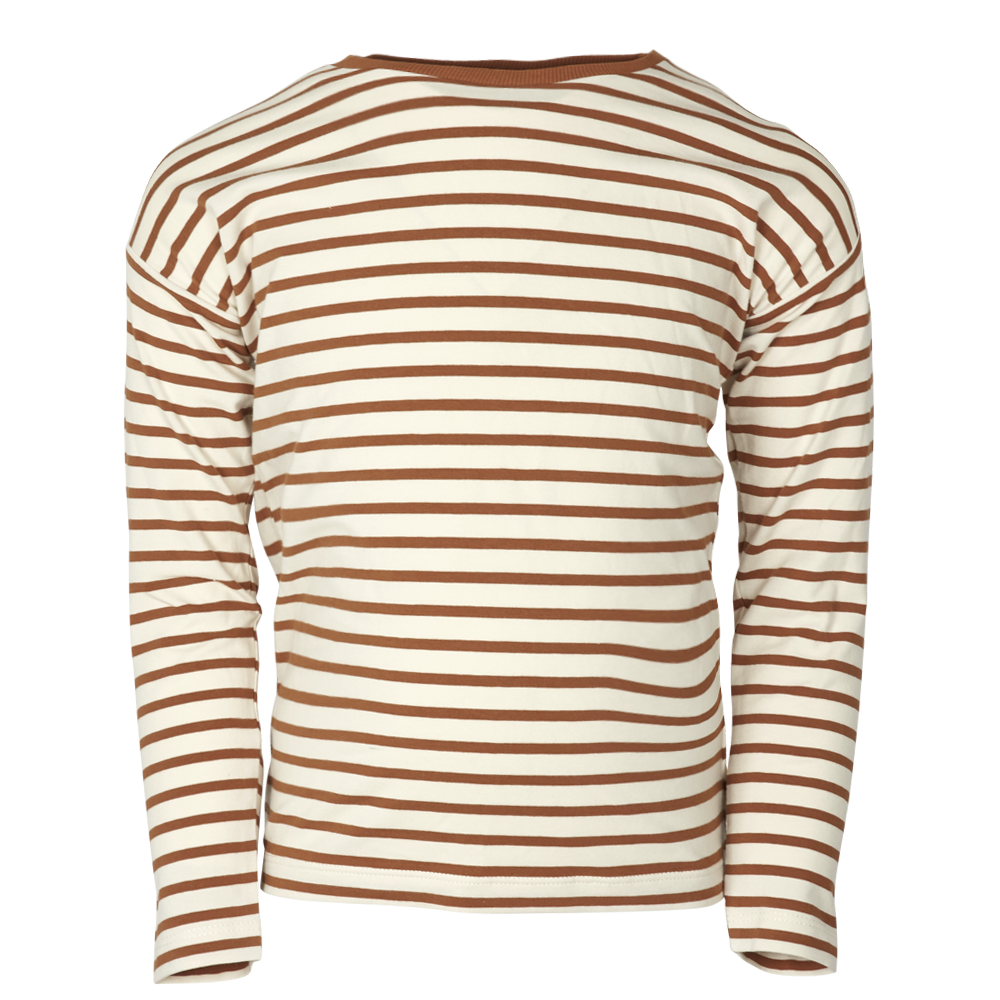 The Oliver Long Sleeve - KIDS - Burnt Orange