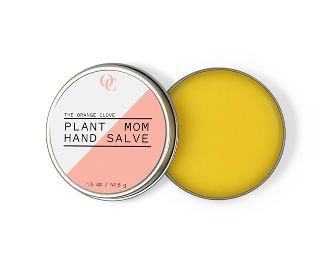 The Plant Mom Hand Salve by The Orange Clove
